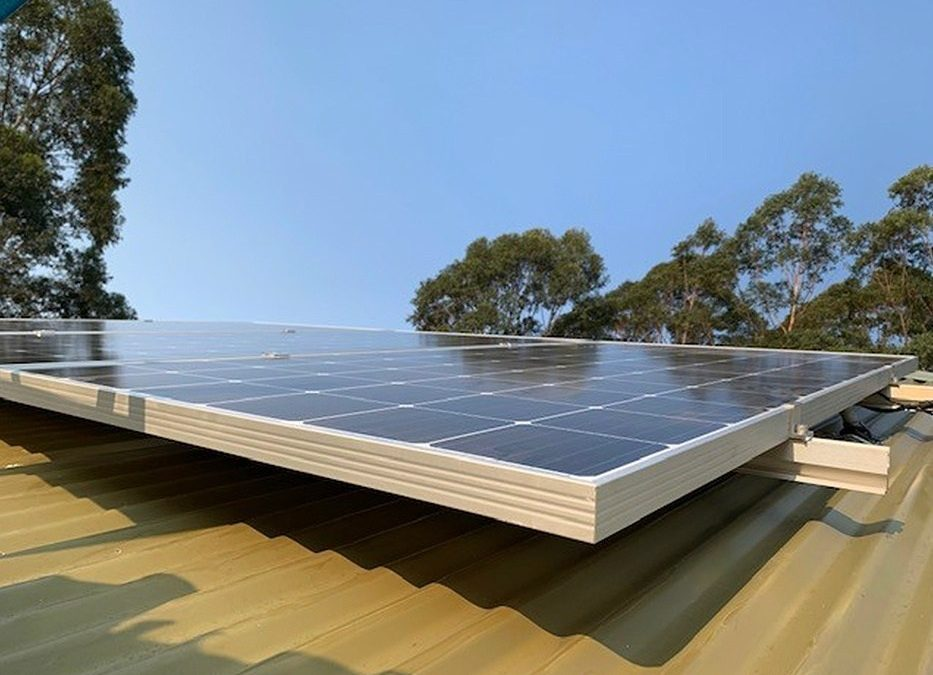 Budgong NSW New Off-Grid Installation