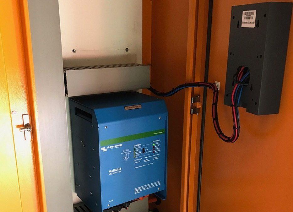 South Coast Off-Grid Hybrid