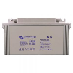 12V/130Ah AGM Deep Cycle Battery