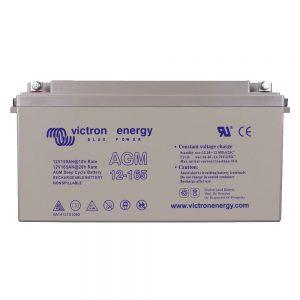 12V/165Ah AGM Deep Cycle Battery (M8)