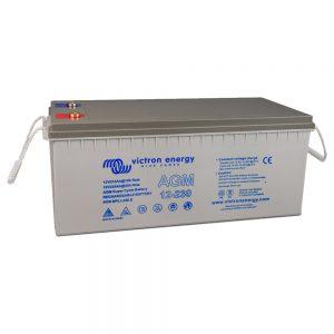 12V/230Ah AGM Super Cycle Battery (M8)