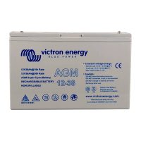 12V/38Ah AGM Super Cycle Battery (M5)