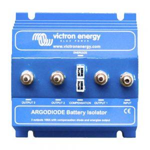 Argo Diode 100-3AC 3 Batteries 100A Retail