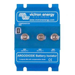 Argo Diode 80-2AC 2 batteries 80A