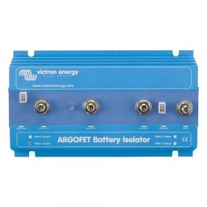 ARGOFET 200-2 Two batteries 200A Retail