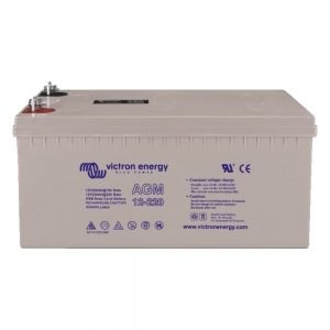 12V/220Ah AGM Deep Cycle Battery