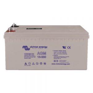 12V/220Ah AGM Deep Cycle Battery (M8)