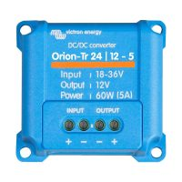 Victron Energy's Orion-Tr 24/12-5 (60W) DC-DC Converter
