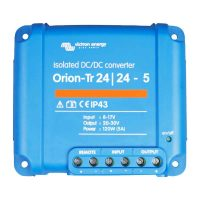 Victron Energy Orion-Tr 24/24-5A (120W) Isolated DC-DC Converter Retail