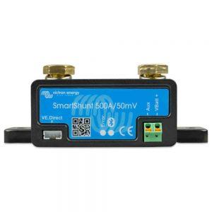 Battery monitors and SmartShunt